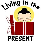 Little Yogi Living in the Present by FRANKEY CRAIG