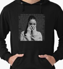 Bhad Bhabie D to the A Lightweight Hoodie