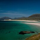 Luskentyre beach by Terry Mooney
