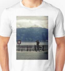 Mountain alps Unisex T-Shirt
