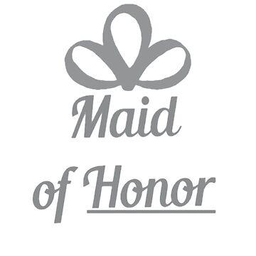 MAID OF HONOR by BettySoda