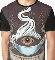 The Holy Trinity of Caffeine Graphic T-Shirt