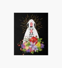 Assumption of Mary T-shirt Art Board