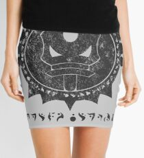 The Barron's order (black) Mini Skirt