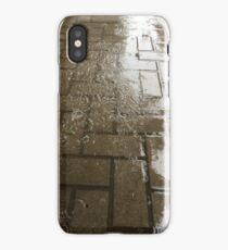 Rainy day. iPhone Case