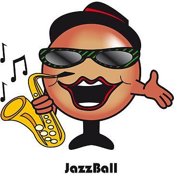 Jazz Ball by brendonm