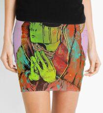 The Virgin Mother Mini Skirt