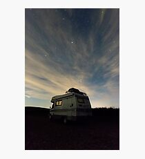 Under A Starry Sky Photographic Print