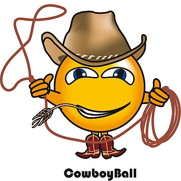 Cowboy Ball by brendonm