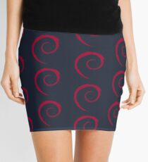 Debian x4 Mini Skirt