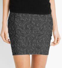 circuit board Mini Skirt