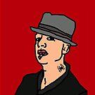 Tim Armstrong by jerasky