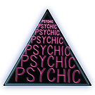 Psychic Glowing Sign by Tori Thomas