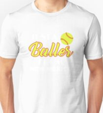 Just A Baller From New Mexico Unisex T-Shirt