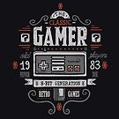 Classic gamer by Typhoonic