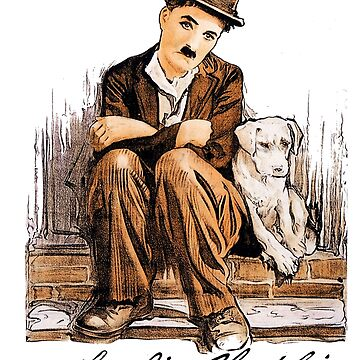 The One & Only Charlie Chaplain- King of Comedy by Ice-Tees