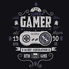 Super gamer by Typhoonic
