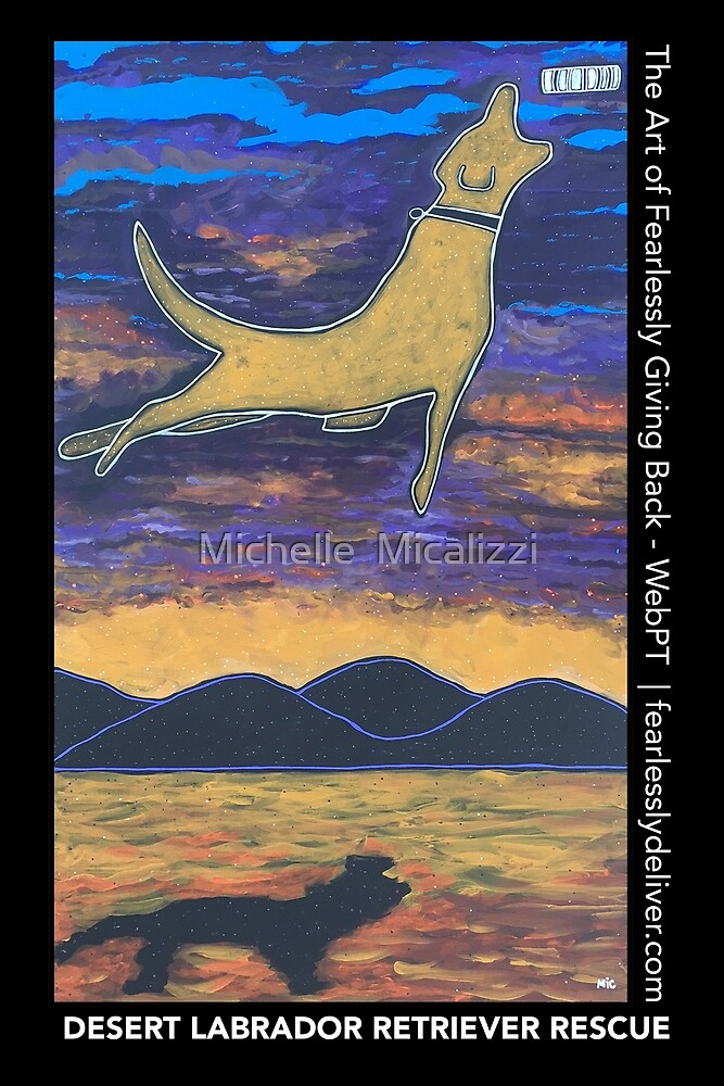 Dive Far & High by Michelle  Micalizzi