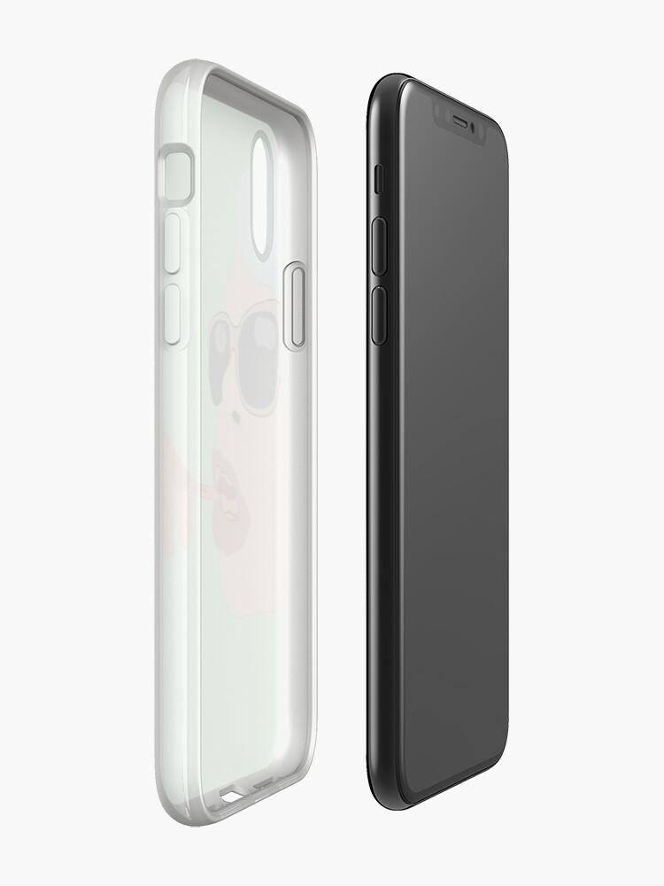 Alternative Ansicht von H ist die Bombe iPhone-Hülle & Cover