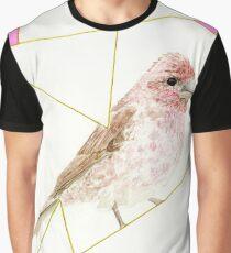 Rosefinch Graphic T-Shirt