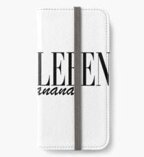 Best lives - Nanana iPhone Wallet/Case/Skin