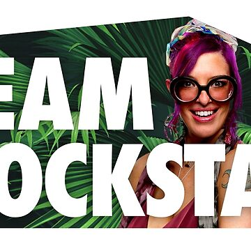 TEAM ROCKSTAR by ZVCHWILLIAMS