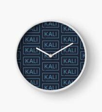 Kali x4 Clock