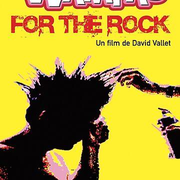 «Affiche LES WAMPAS FOR THE ROCK» par SIND