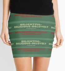 Delightful Delicious Delovely Mini Skirt