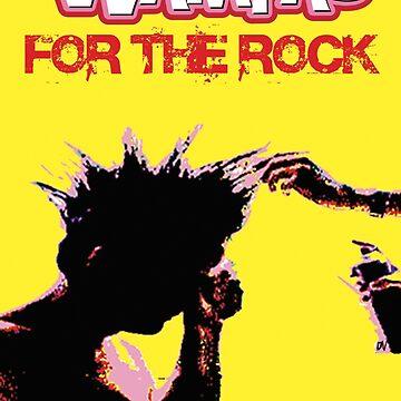 «LES WAMPAS FOR THE ROCK» par SIND