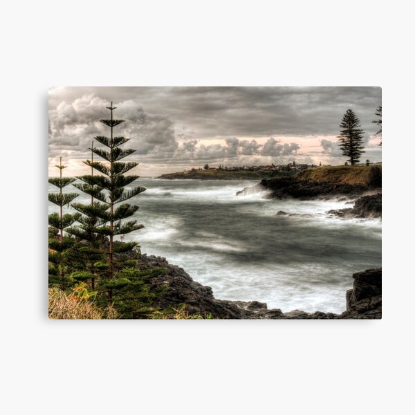 Kiama Coastline Canvas Print