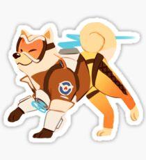 sheebs, loves! Sticker