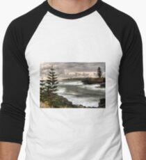 Kiama Coastline Baseball ¾ Sleeve T-Shirt
