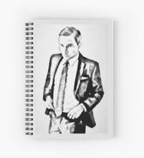 John the Stud Spiral Notebook