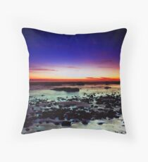 Unspoilt beauty Throw Pillow