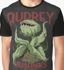 Meet Audrey Graphic T-Shirt