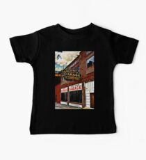 Bossier City Meets Lebanon, Missouri Baby T-Shirt
