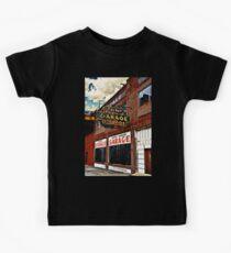 Bossier City Meets Lebanon, Missouri Kids T-Shirt
