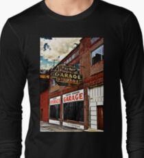 Bossier City Meets Lebanon, Missouri Long Sleeve T-Shirt