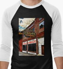 Bossier City Meets Lebanon, Missouri Men's Baseball ¾ T-Shirt