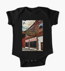 Bossier City Meets Lebanon, Missouri Short Sleeve Baby One-Piece