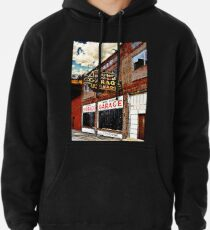 Bossier City Meets Lebanon, Missouri Pullover Hoodie