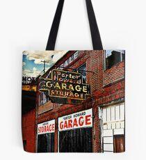 Bossier City Meets Lebanon, Missouri Tote Bag