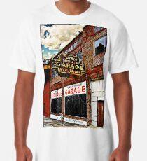 Bossier City Meets Lebanon, Missouri Long T-Shirt