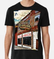 Bossier City Meets Lebanon, Missouri Men's Premium T-Shirt