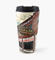Bossier City Meets Lebanon, Missouri Travel Mug
