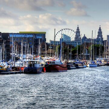 Brunswick Dock, Liverpool by tomg