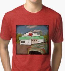 Fill'r Up Tri-blend T-Shirt