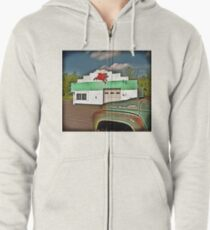 Fill'r Up Zipped Hoodie