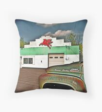 Fill'r Up Throw Pillow